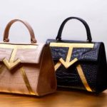 Accessory: Nude Or Black, Which Of Toke Makinwa's Luxury Bags Would You Pick First?